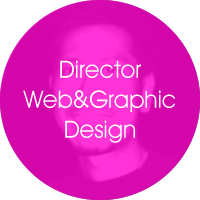 Director, Web & Graphic Design